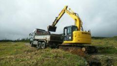 外構工事・基礎工事・土木工事は実績のある弊社におまかせ!